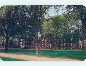 Pre-1980 RESIDENCE HALL AT UNIVERSITY OF DELAWARE Newark Delaware DE L6397