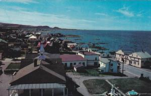 Bird's-eye View, Ste Anne Des Monts, On The Waterfront, Gaspe-Nord, Quebec, C...