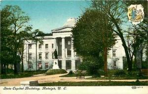 NC, Raleigh, North Carolina, State Capitol