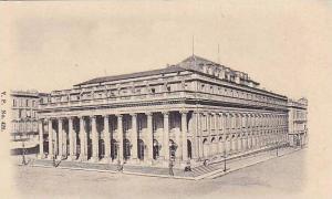 Bordeaux (Gironde), France, 1900-1910s: Le Grande Theatre