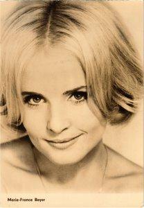 CPA AK FILM STAR Marie-France Boyer (94178)