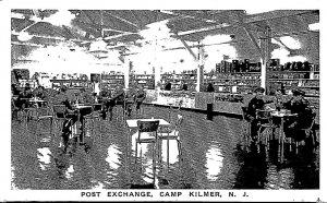 New Jersey Camp Kilmer Post Exchange