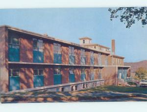 Unused Pre-1980 HOSPITAL SCENE Franklin North Carolina NC J8972@