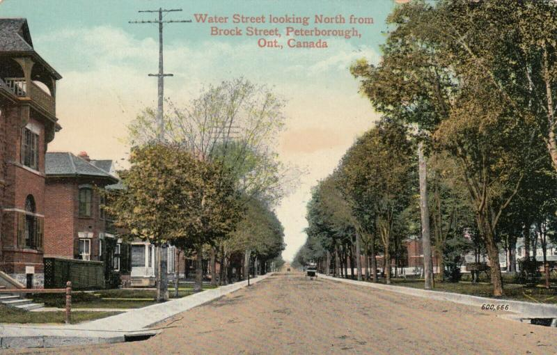 PETERBROUGH , Ontario , Canada , 00-10s ; Water Street