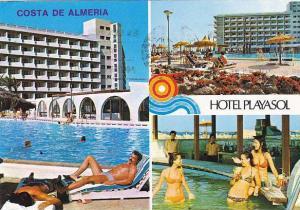 Spain Almeria Roquetas De Mar Hotel Playasol