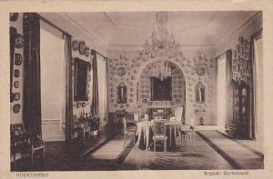 Interior to Buckeburg Castle, Lower Saxony, Germany, 00-10s