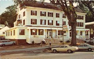 4429  ME Bucksport 1970's   Jed Prouty Tavern Motel