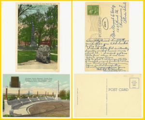 2 Iowa- Council Bluffs, Mason City - 1945