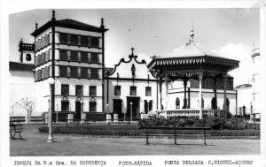 Azores  Ponta Delgada     Igreja Da N.A. Sra, DA Esperanca  Church