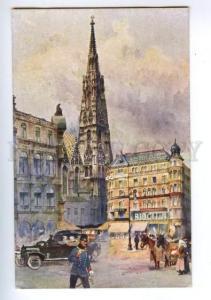 140838 WIEN Austria VIENNA Stephansplatz BIOCITIN Advertising