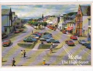 Scotland Moffat The High Street