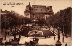 CPA St-ÉTIENNE Place Jean Jaurés et la Préfecture (664998)