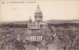 La Cathedrale, Boulogne-Sur-Mer, Pas De Calais, France, 1900-1910s