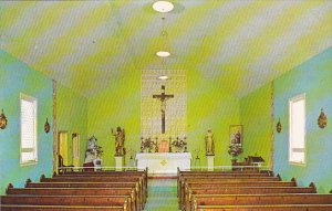 Interior St Anthony Claret Mission Cassville New Jersey