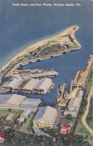 Florida Dayton Beach Yacht Basin And Boot Works