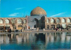 Iran Esfahan mosque of Sheikh Lotfolla postcard