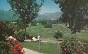 OJAI , California , 50-60s Golf Course , Valley Inn