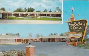 ALLENDALE, South Carolina, 40-60s; Three Views Of Holiday Inn