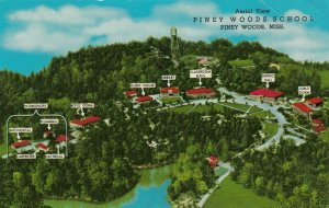 PINEY WOODS, Mississippi, 1930-40s; School