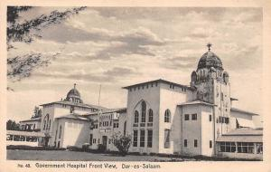 German East Africa, Tanzania, Dar-es-Salaam, Government Hospital Front View