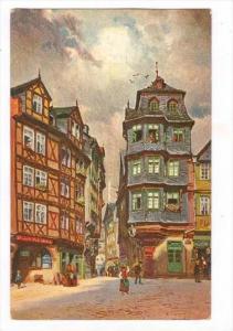 Scene, Frankfurt am Main (Hesse), Germany, 1900-1910s