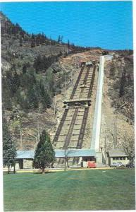 Diablo Incline Railway Washington WN, Skagit Hydroelectric P