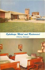 GA, Albany, Georgia, Oglethorpe Motel and Restaurant, James Gillick