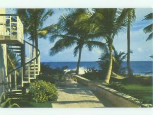 Unused Pre-1980 DORADO BEACH HOTEL Dorado Beach Puerto Rico PR hr3636