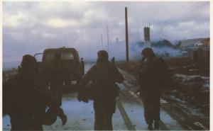 Falkland Islands  ; 1982 ;  2nd Paras advance into Port Stanley