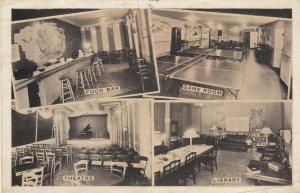 NEW YORK CITY, 1943 ; American Theatre Wing Merchant's Seaman's Club