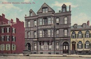 HARRISBURG , Pennsylvania , 1912 ; Executive Mansion