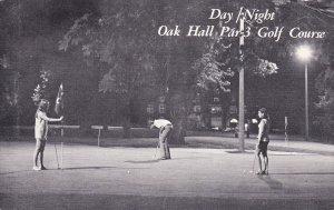Night view , Oak Hall Par-3 Golf Course , Niagra Falls , Ontario , Canada , 5...