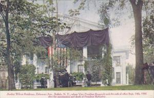 Ansley Wilcox Residence Delaware Avenue Buffalo New York 1908
