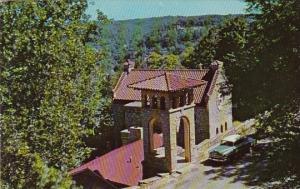 Arkansas Eureka Springs Saint Elizabeth Church On The Mountain Top In Eureka ...