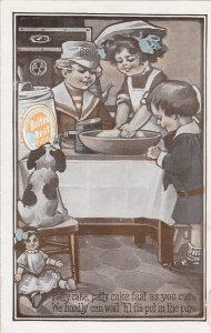 Butler's Best Flour , Patty Cake , Aug. J. Bulte Milling Co , Kansas City