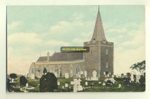 cu0362 - Frindsbury Church , Kent - postcard