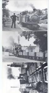 ry1385 - On The Welsh Narrow Gauge - 6 Railway Postcards & Information Folder
