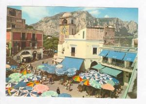 RP, La Piazzetta (The Small Square), Capri, Italy, 40-60s