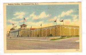 Bathing Pavilion, Narragansett, Rhode Island, 30-40s