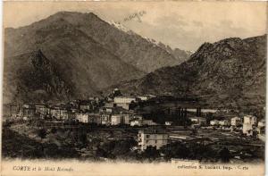CPA CORSE Corte et le Mont Rotondo. (711574)