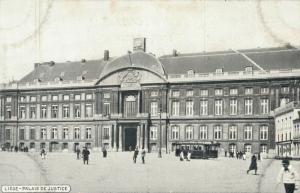 Belgium Liége Palais De Justice 02.32