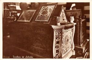 Syria Damas Tombeau de Saladin