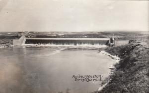 RP: SWIFT CURRENT , Saskatchewan, Canada , 1910s ; Ambursen Dam