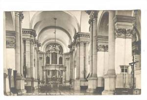 Chiesa S. Giorgio Maggiore, Interno,Venezia, Italy,00-10s