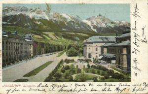 austria, INNSBRUCK, Rennplatz (1903) Stamps