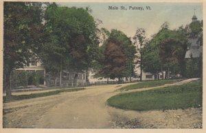 PUTNEY , Vermont , 1900-10s ; Main Street