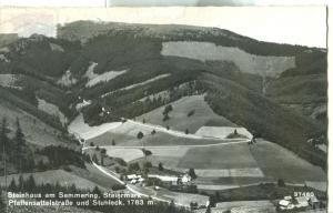 Austria, Steinhaus am Semmering, RP