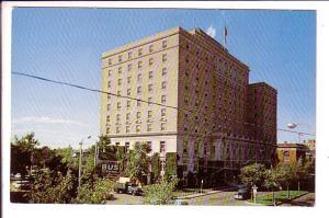 Hotel Canadian Pacific Railway, Regina, Saskatchewan,
