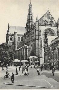 Holland Haarlem Grote Kerk 01.20