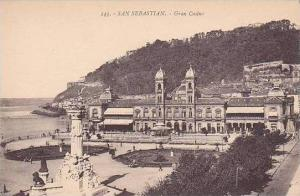 Spain San Sebastian Gran Casino